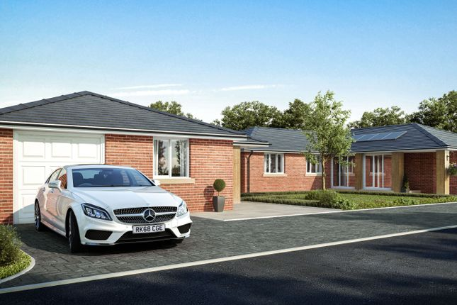 Thumbnail Detached bungalow for sale in Plot 2, Dunkirk Lane, Leyland