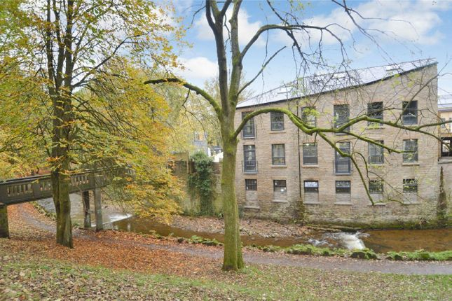 Thumbnail Flat for sale in Riverside Mill, George Street, Glossop, Derbyshire