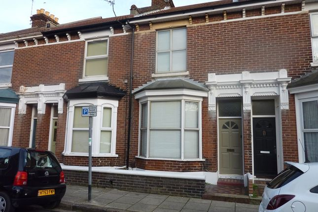 Thumbnail Property to rent in Victory Road, Portsmouth