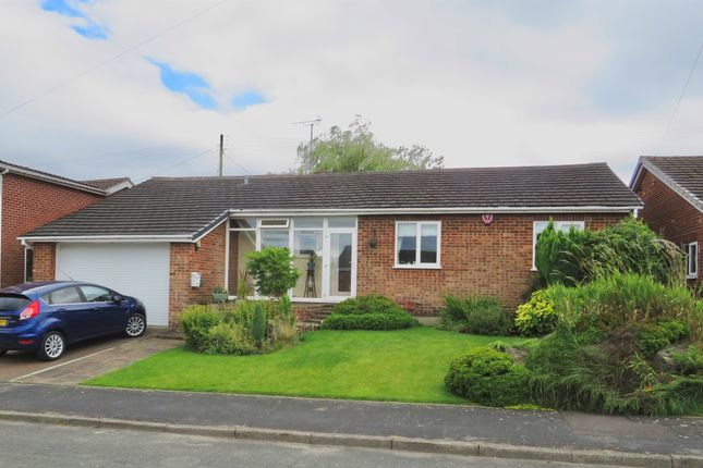 Thumbnail Detached bungalow for sale in The Willows, Hulland Ward, Ashbourne