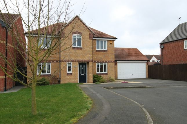 Thumbnail Detached house for sale in Hitchen Road, Long Eaton