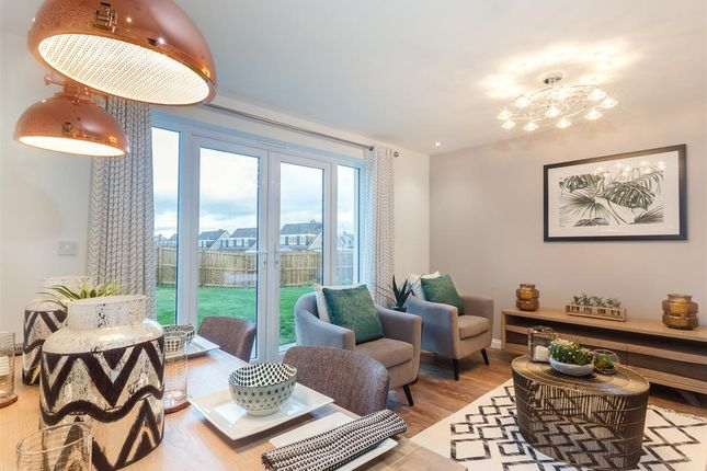 """Thumbnail Semi-detached house for sale in """"The Baxter - Plot 49 - New Phase"""" at Craigton Drive, Bishopton"""