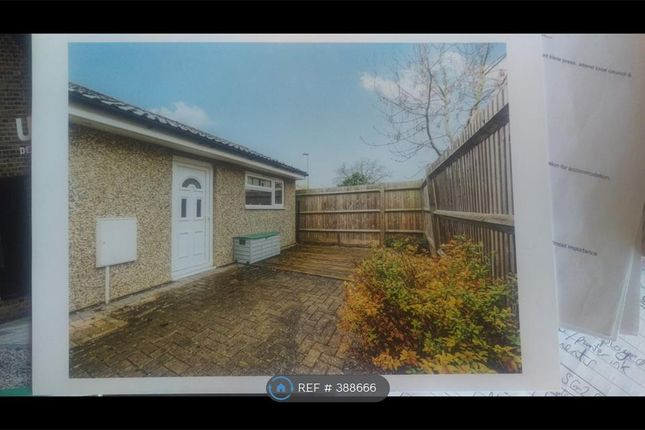 Thumbnail Detached house to rent in Broadwater Crescent, Stevenage