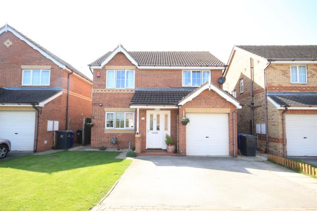 Thumbnail Detached house for sale in Fair Holme View, Armthorpe, Doncaster