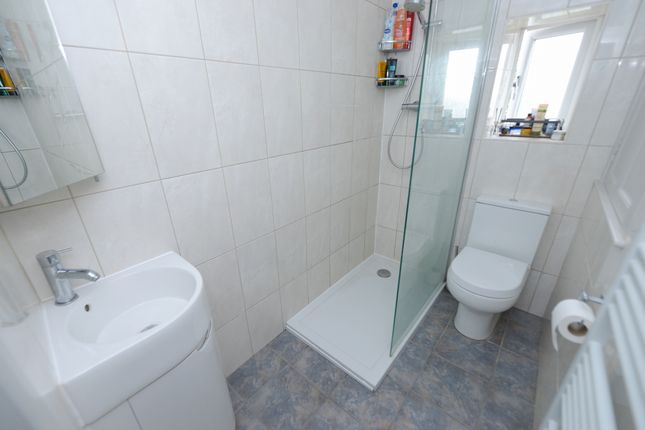 Shower Room of Sheffield Road, Stonegravels, Chesterfield S41