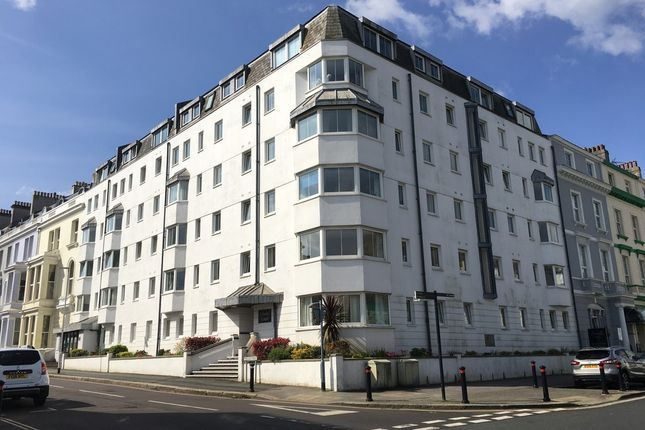 Thumbnail Flat for sale in Citadel Court, The Hoe, Plymouth, Devon