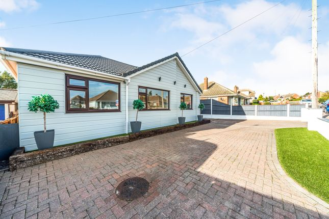 Thumbnail Detached bungalow for sale in Dorothy Avenue, Bradwell, Great Yarmouth
