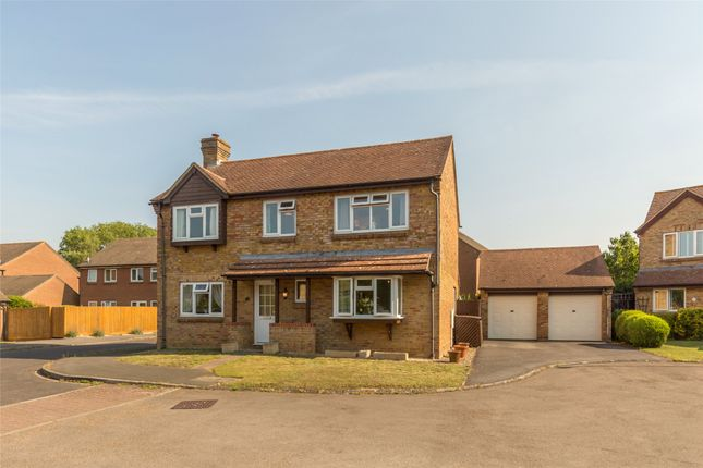 Thumbnail Detached house for sale in The Glebe, Cumnor, Oxford