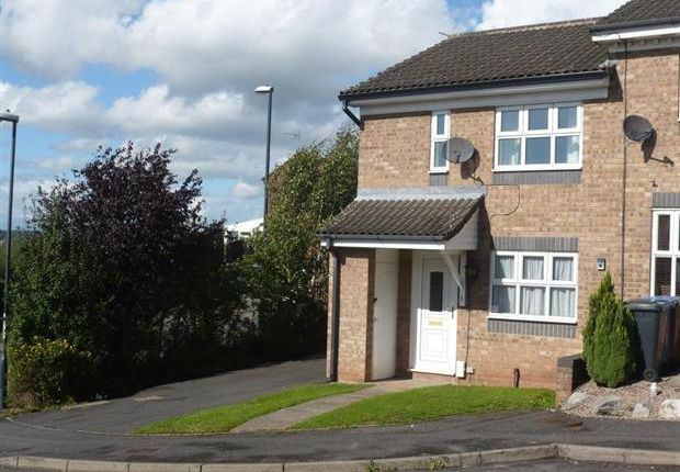Thumbnail Property to rent in Ramsdean Close, Derby