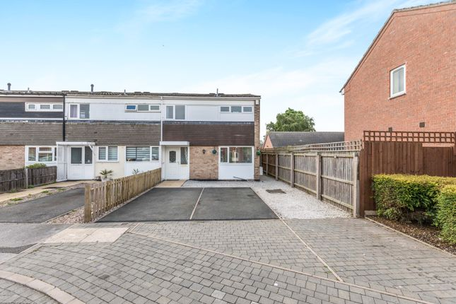 Thumbnail End terrace house for sale in Raglan Way, Birmingham
