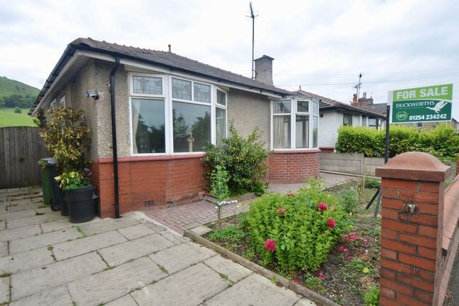 Thumbnail Detached bungalow for sale in Burnley Road, Accrington