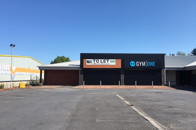 Thumbnail Retail premises to let in Samlet Road, Enterprise Park, Swansea