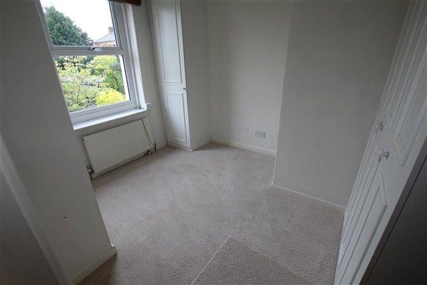 Bedroom Two of Victoria Road, Preston PR2