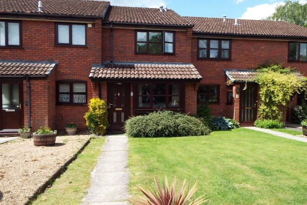 Thumbnail Terraced house to rent in Knatchbull Close, Romsey