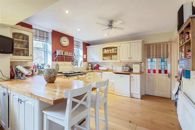 Thumbnail Link-detached house for sale in St. Mary's House, High Street, Carlton