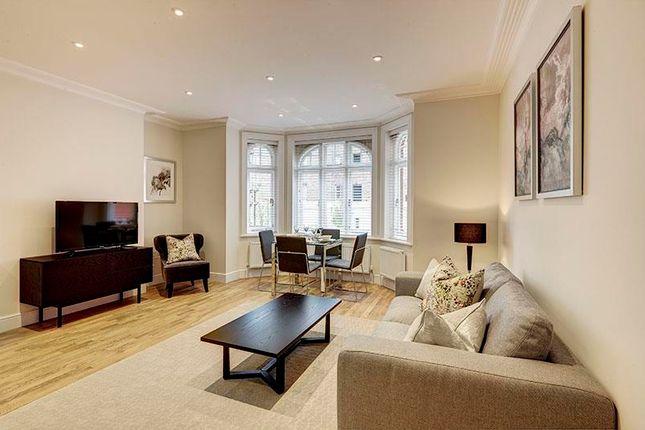 Thumbnail Flat to rent in Hamlet Gardens, Ravenscourt Park, Hammersmith