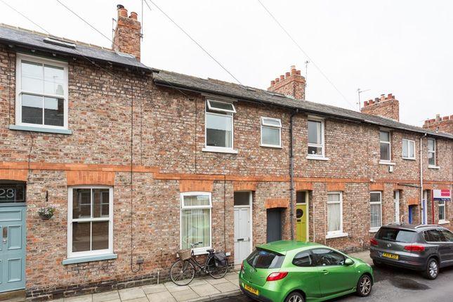 Thumbnail Terraced house for sale in Farndale Street, Fulford, York