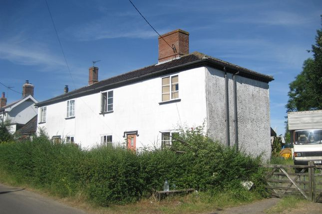 4 bed cottage for sale in Rectory Road, Wortham, Diss