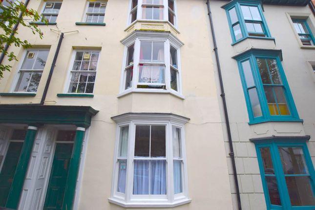 Thumbnail Flat to rent in Portland Street, Aberystwyth