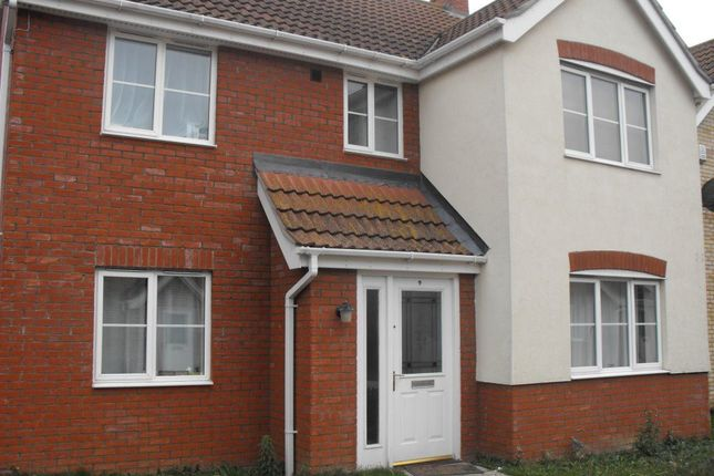 Thumbnail Property to rent in Tizzick Close, Norwich
