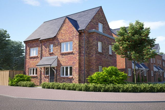 Thumbnail Detached house for sale in Coventry Road, Kingsbury, Tamworth