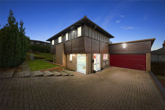 Thumbnail Detached house for sale in Butlers Grove, Langdon Hills, Essex
