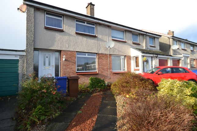 Thumbnail Semi-detached house to rent in Salamanca Crescent, Penicuik, Midlothian