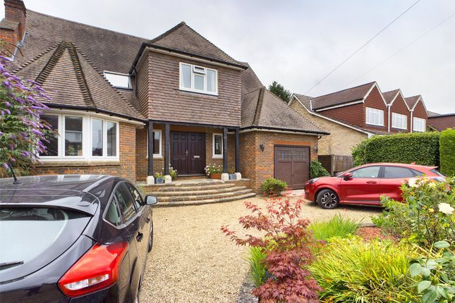Thumbnail Detached house for sale in Ouseley Road, Wraysbury, Berkshire