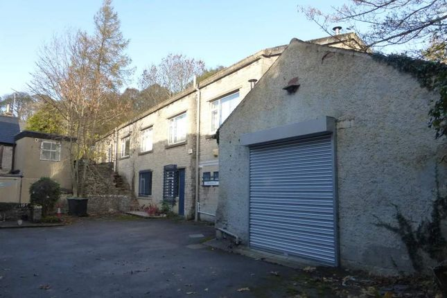 Thumbnail Retail premises for sale in The Factory, Tideswell