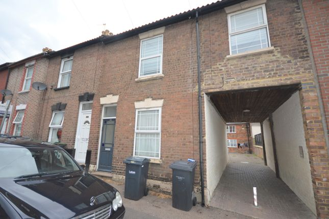 Thumbnail Land for sale in Buxton Road & Dumfries Street Plot, Luton
