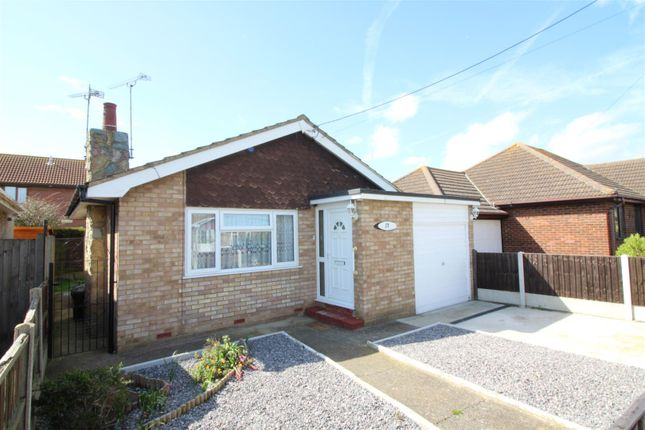 Thumbnail Detached bungalow for sale in Westman Road, Canvey Island