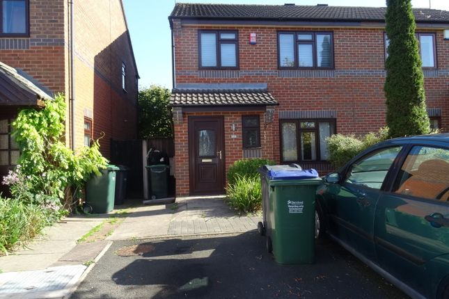 Thumbnail Semi-detached house to rent in Caledonian Close, Walsall
