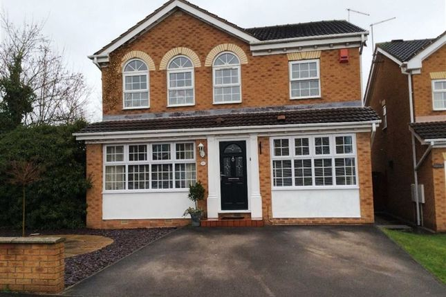 Thumbnail Detached house for sale in Falcons Rise, Belper, Derbyshire