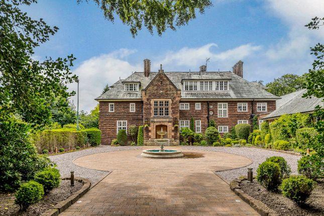 Thumbnail Detached house for sale in Noctorum Road, Prenton, Merseyside