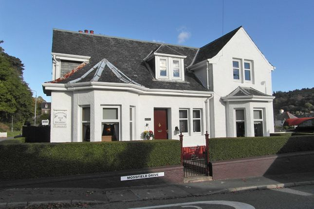 Thumbnail Detached house for sale in Mossfield Drive, Oban