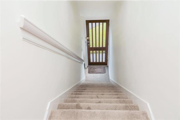 Stairway of Carleton Gate, Giffnock, Glasgow G46