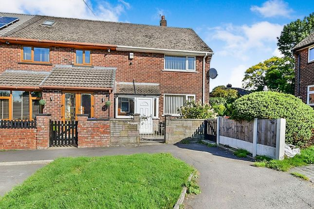 Thumbnail Semi-detached house for sale in Blue Bell Close, Hyde