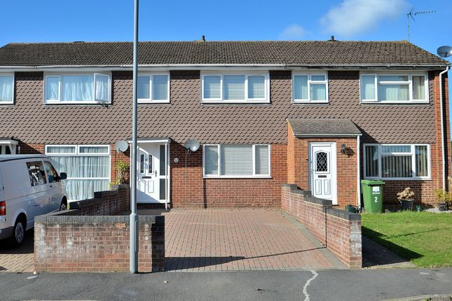 3 bed terraced house for sale in Inverness Close, Bletchley MK3