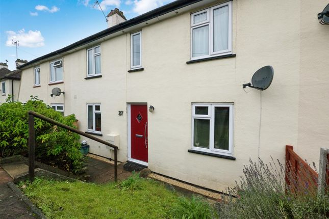 Thumbnail Terraced house for sale in Pearson Avenue, Hertford