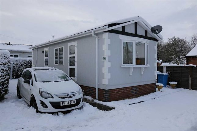 Thumbnail Mobile/park home for sale in The Homelands, Ball Lane, Coven Heath, Wolverhampton