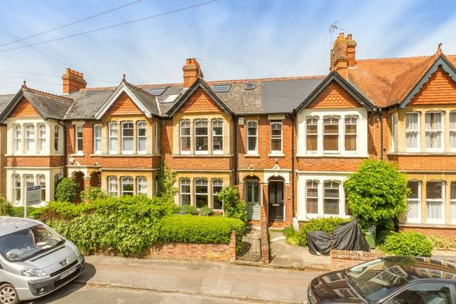 Thumbnail Terraced house for sale in Fairacres Road, Iffley Fields, Oxford
