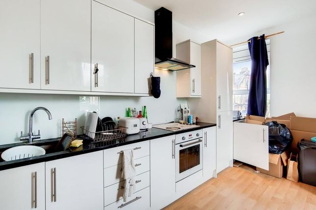 Thumbnail Flat for sale in Ladywell Road, London