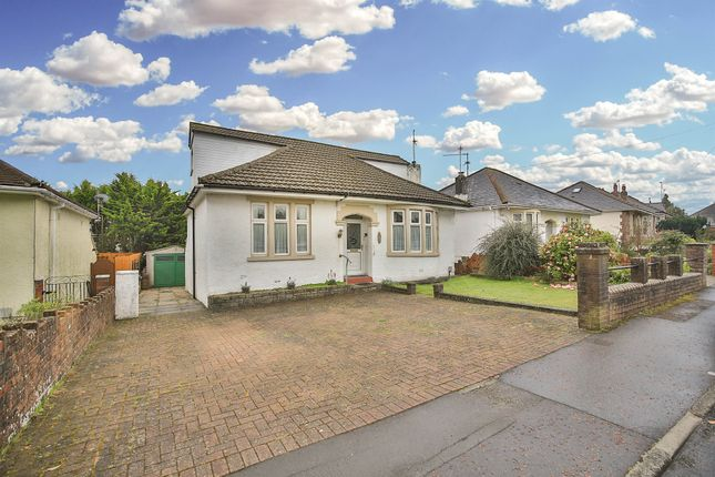 Thumbnail Detached bungalow for sale in Pantbach Place, Whitchurch, Cardiff