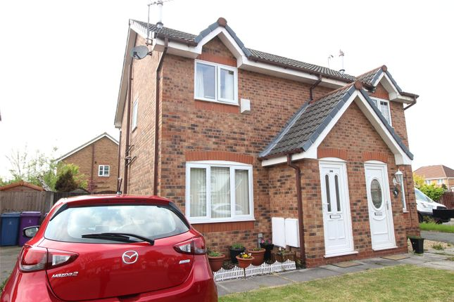 Semi-detached house for sale in Capricorn Crescent, Liverpool, Merseyside