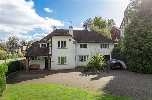 Thumbnail Detached house for sale in Hollymeoak Road, Coulsdon, Surrey