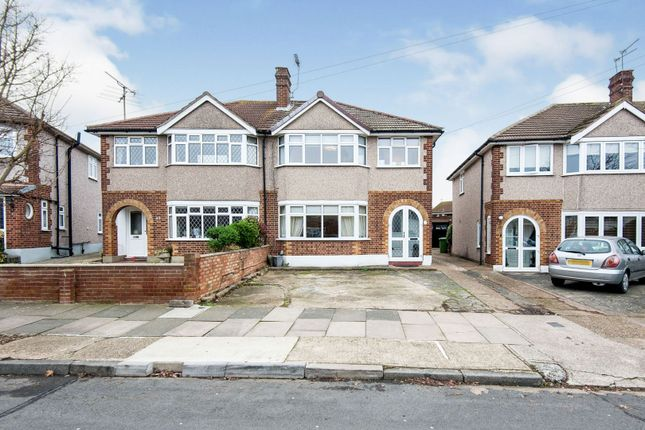 3 bed semi-detached house for sale in Garry Way, Romford RM1
