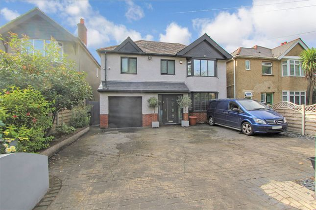 Thumbnail Detached house for sale in Peartree Avenue, Southampton