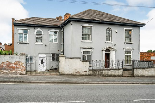 Thumbnail Detached house for sale in Himley Road, Dudley