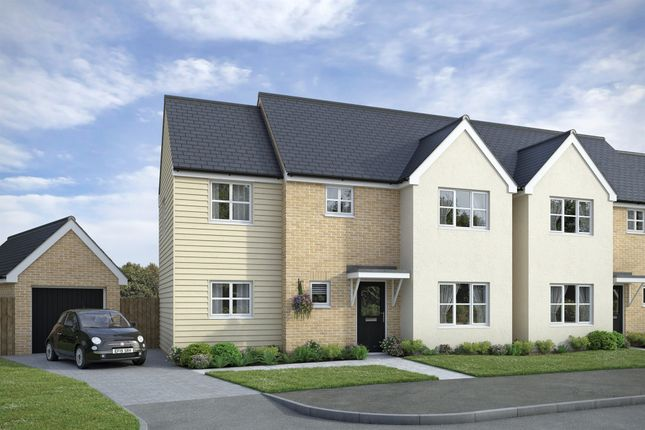 Thumbnail Semi-detached house for sale in Mareth Road, Colchester