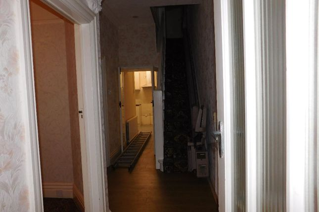 Thumbnail Terraced house to rent in Shaftesbury Avenue, Blackpool